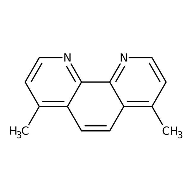 Alfa Aesar™4,7-Dimethyl-1,10-phenanthroline, 98% 0.25g Alfa Aesar™4,7-Dimethyl-1,10-phenanthroline, 98%