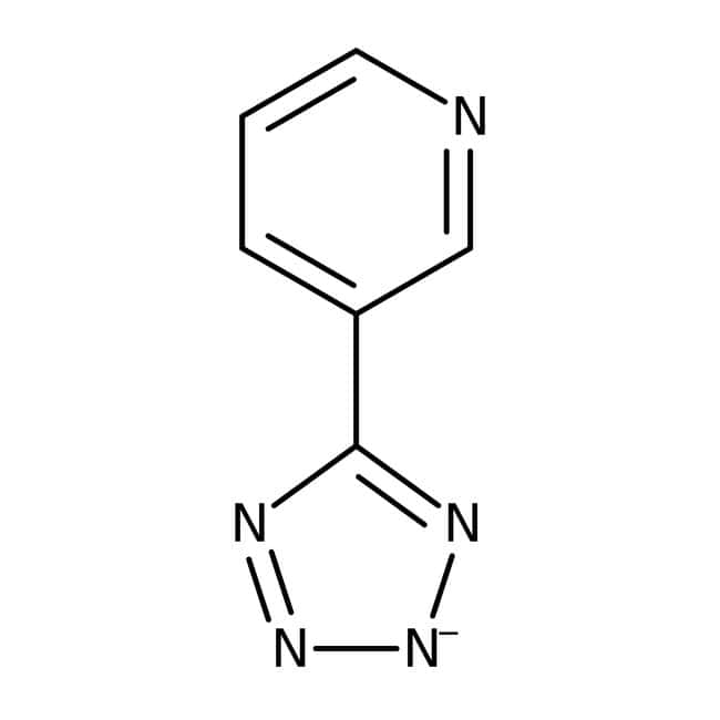 Alfa Aesar™5-(3-Pyridyl)-1H-tetrazole, 98% 1g Alfa Aesar™5-(3-Pyridyl)-1H-tetrazole, 98%