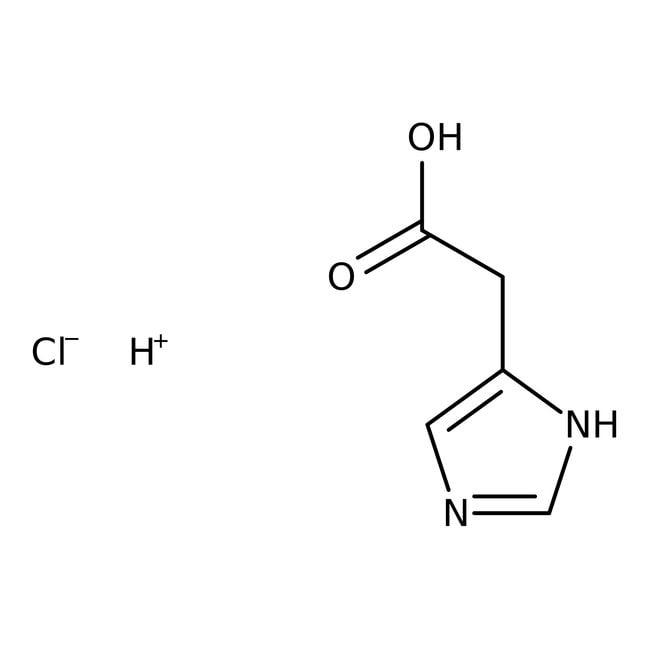 4-Imidazoleacetic acid hydrochloride, 99%, ACROS Organics™