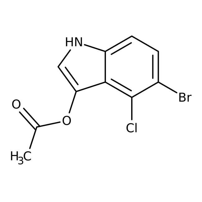 5-Bromo-4-chloroindoxyl Acetate 98.0+%, TCI America™