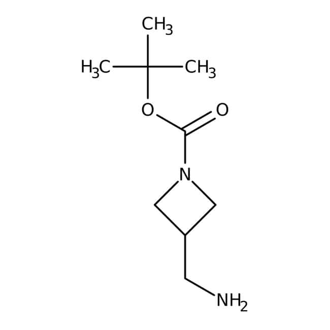 1-BOC-3-(aminomethyl)azetidine, 95%, ACROS Organics™