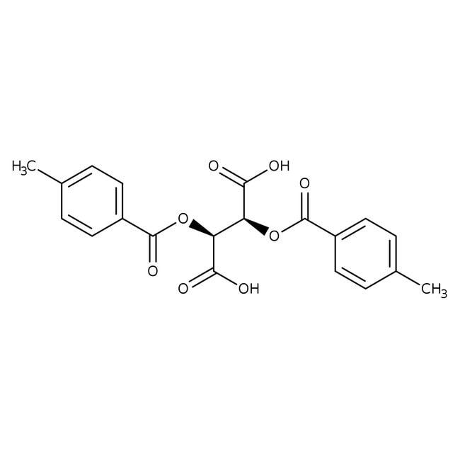 Alfa Aesar™Di-p-Toluoyl-D-Weinsäure, 98%: Organische Bausteine Chemicals