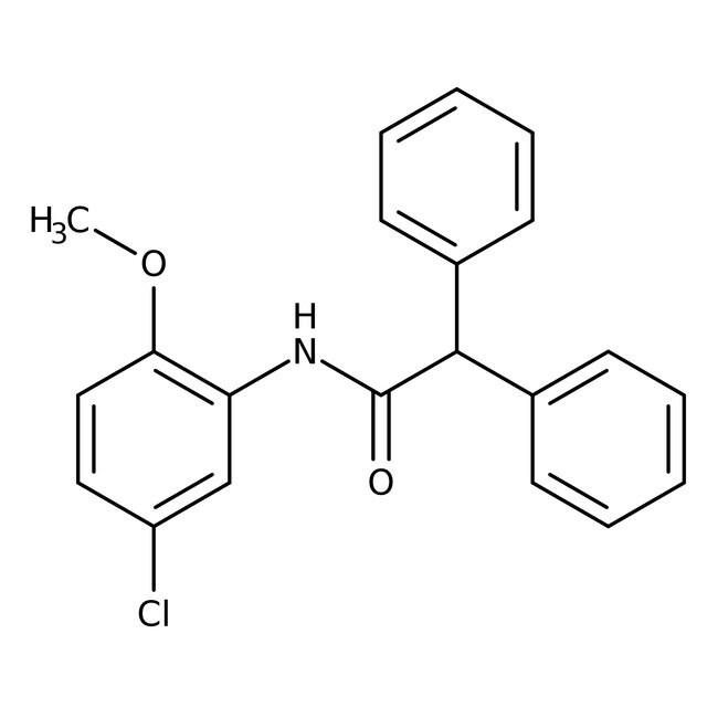 Alfa Aesar™N-(5-Chloro-2-methoxyphenyl)-2,2-diphenylacetamide, 95% 1g Ver productos