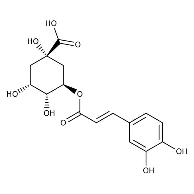 Chlorogenic acid, 99.45%, For HPLC analysis, MP Biomedicals™