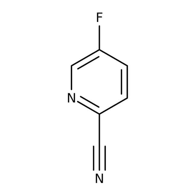 Alfa Aesar™2-Cyano-5-fluoropyridine, 98+% 5g Alfa Aesar™2-Cyano-5-fluoropyridine, 98+%