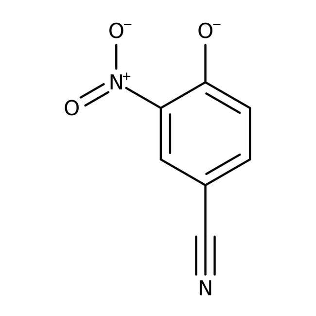 4-Hydroxy-3-nitrobenzonitrile 97%, ACROS Organics