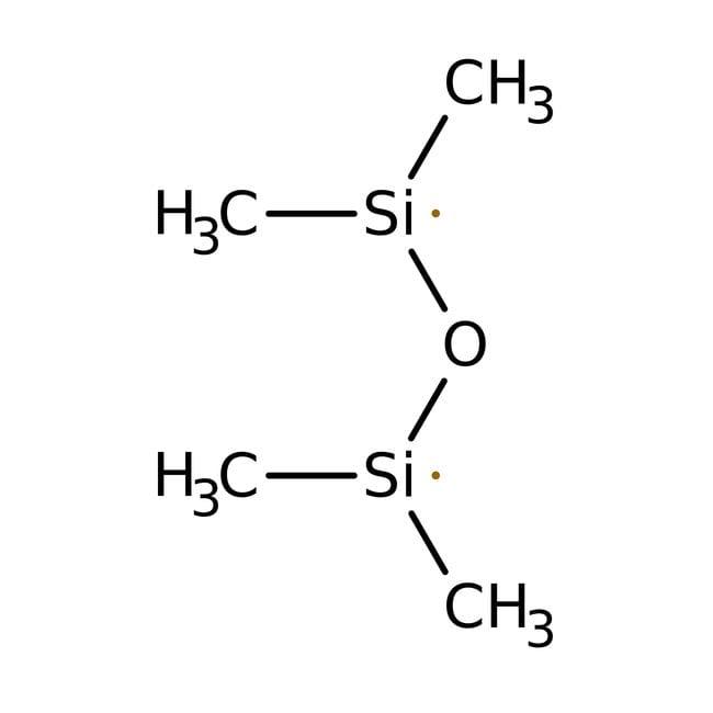 1,1,3,3-Tetramethyldisiloxane, 97%, ACROS Organics™ 500mL; Glass bottle 1,1,3,3-Tetramethyldisiloxane, 97%, ACROS Organics™