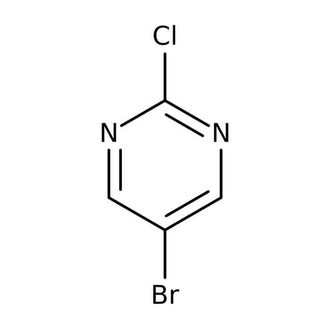5-Bromo-2-chloropyrimidine, 96%, ACROS Organics