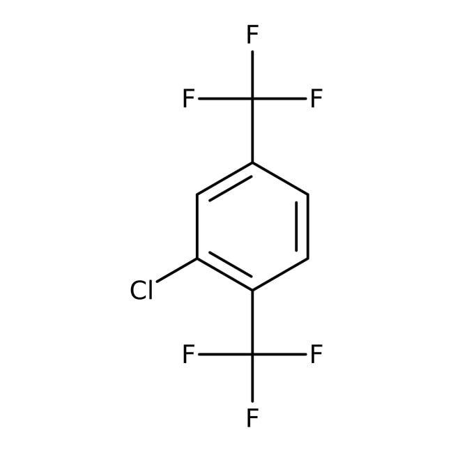 Alfa Aesar™1-Chlor-2,5-bis(Trifluormethyl)Benzol, 98% 1g Alfa Aesar™1-Chlor-2,5-bis(Trifluormethyl)Benzol, 98%