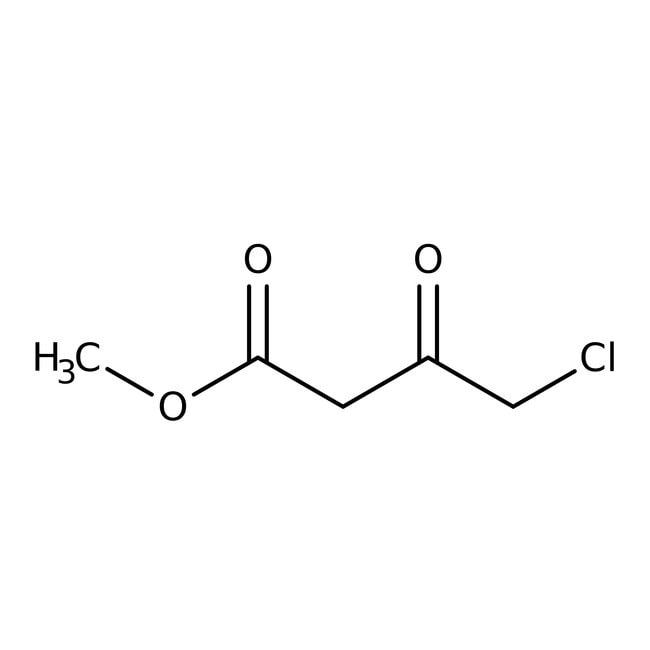 Methyl 4-chloroacetoacetate, 97%, ACROS Organics™