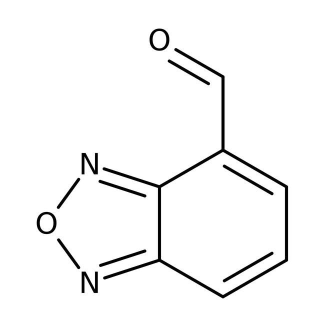 2,1,3-Benzoxadiazole-4-carboxaldehyde 98.0 %, TCI America