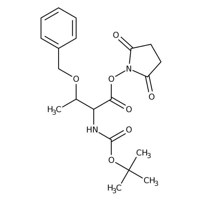 BOC-O-Benzyl-L-threonine hydroxysuccinimide ester, 98%, ACROS Organics™