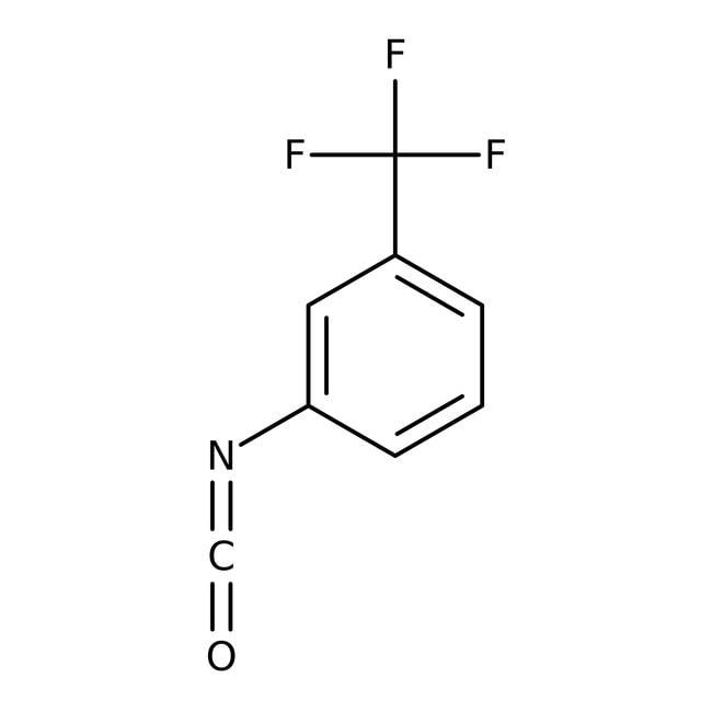 3-(Trifluoromethyl)phenyl Isocyanate 96.0+%, TCI America™