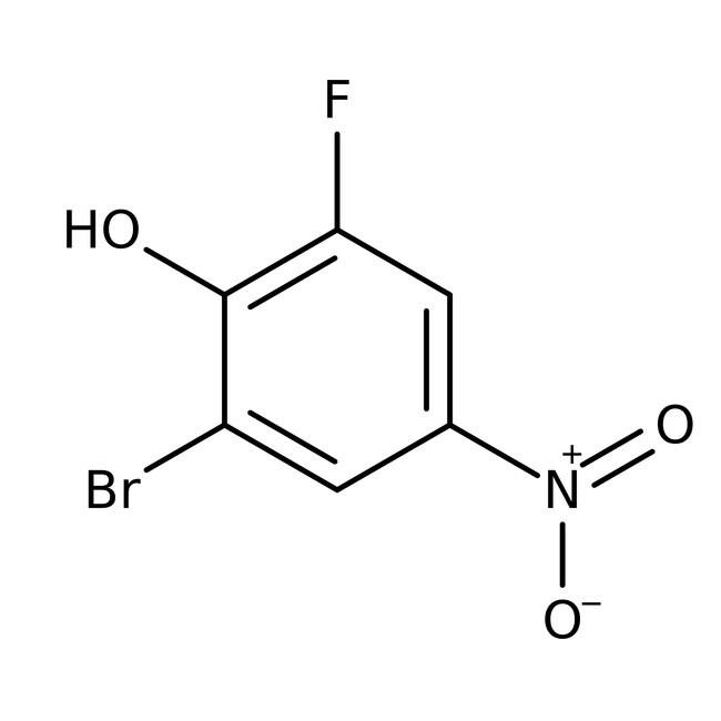 Alfa Aesar™2-Bromo-6-fluoro-4-nitrophenol, 99% 5g prodotti trovati