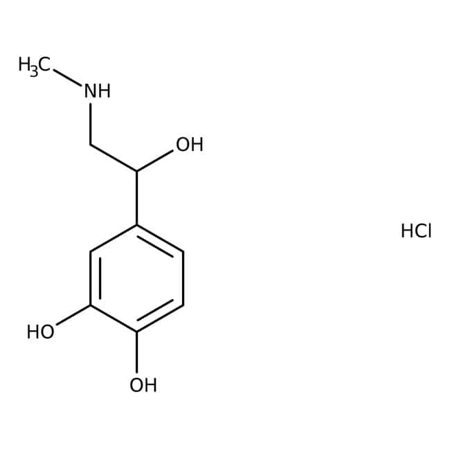 Racepinephrine Hydrochloride, USP, 97-102%, Spectrum