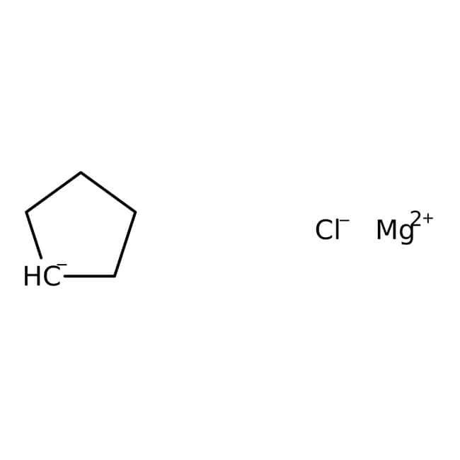 Cyclopentylmagnesium chloride, 2M solution in diethyl ether, AcroSeal™, ACROS Organics™