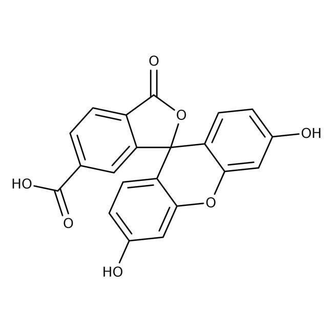 6-Carboxyfluorescein, 96%, ACROS Organics™