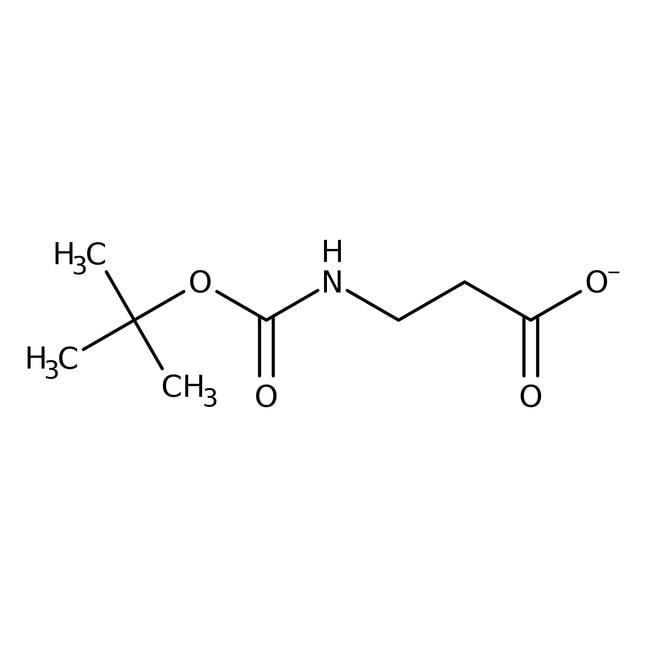 BOC-β-alanine, 99%, ACROS Organics™