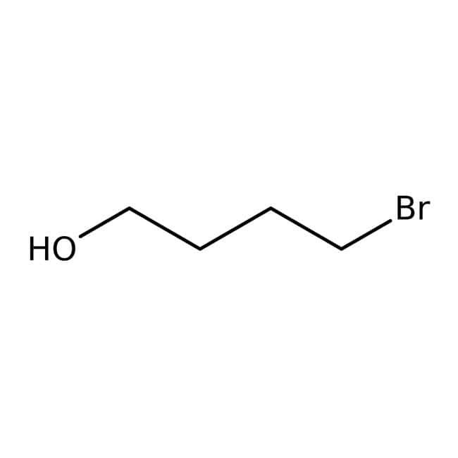 4-Bromo-1-butanol, 85+%, Acros Organics