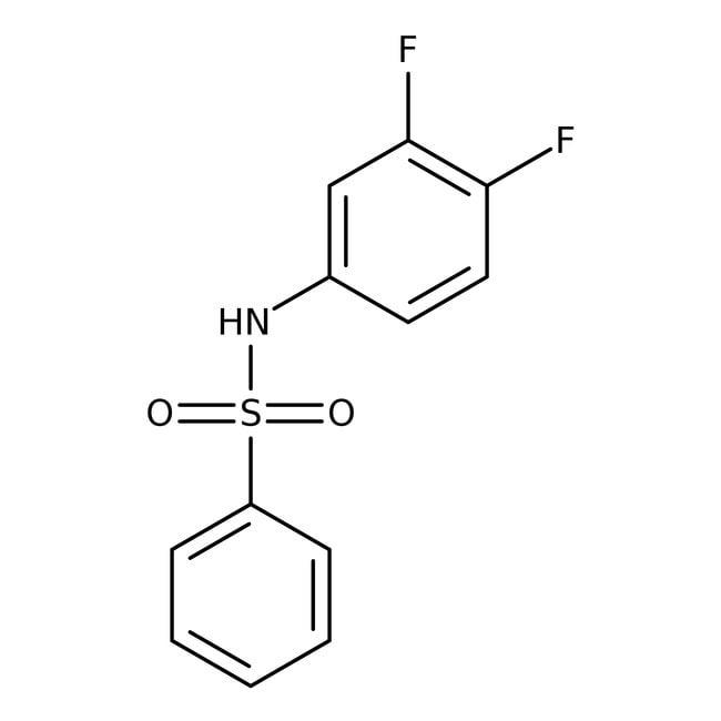 Alfa Aesar™N-(3,4-Difluorophenyl)benzenesulfonamide, 97% 1g Ver productos