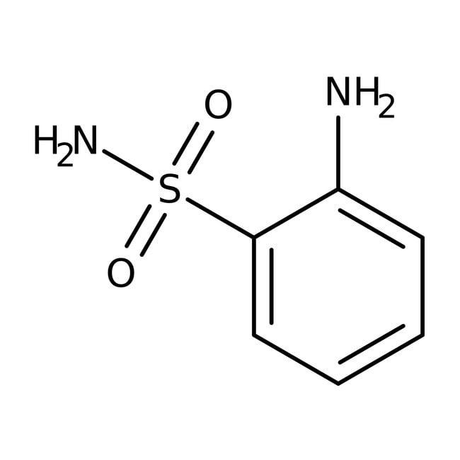 2-Aminobenzenesulfonamide, 98%, ACROS Organics
