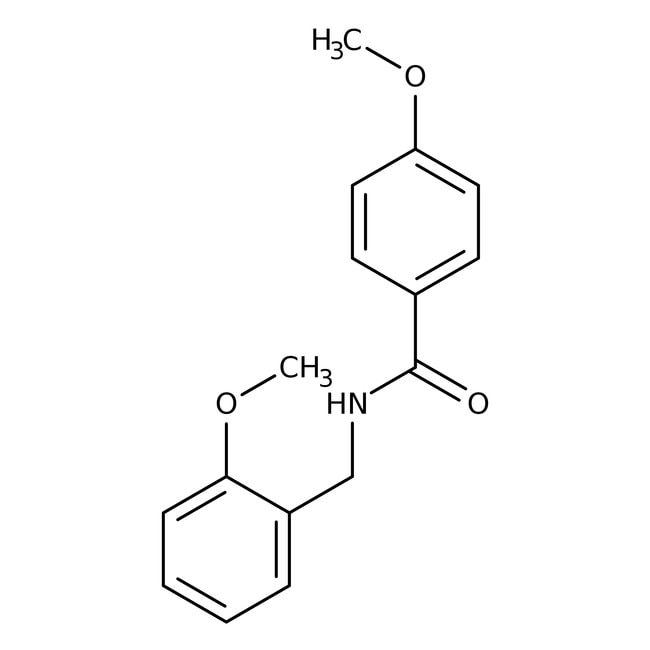 Alfa Aesar™4-Methoxy-N-(2-methoxybenzyl)benzamide, 97% 1g prodotti trovati