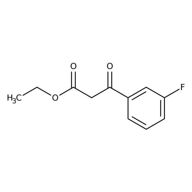 Alfa Aesar™Ethyl (3-fluorobenzoyl)acetate, 98% 5g Alfa Aesar™Ethyl (3-fluorobenzoyl)acetate, 98%