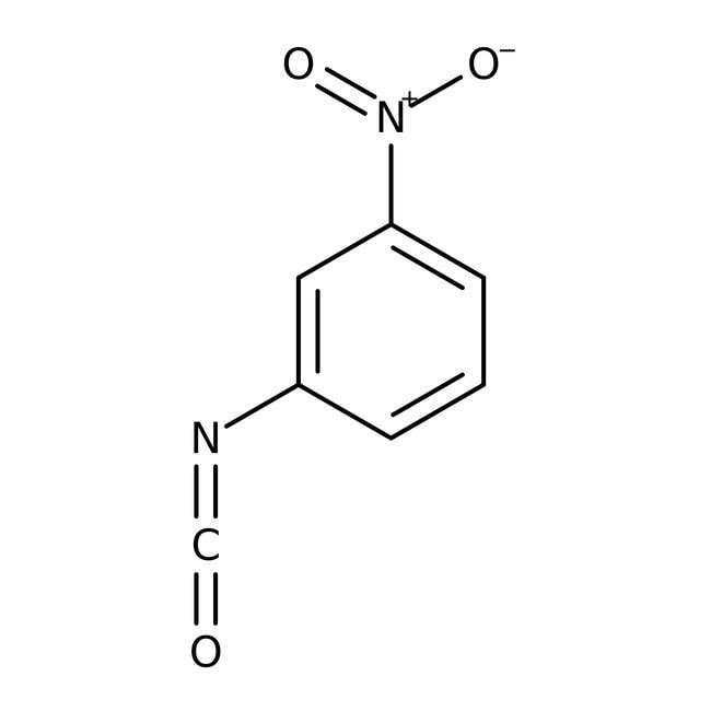 3-Nitrophenyl isocyanate, 97%, ACROS Organics
