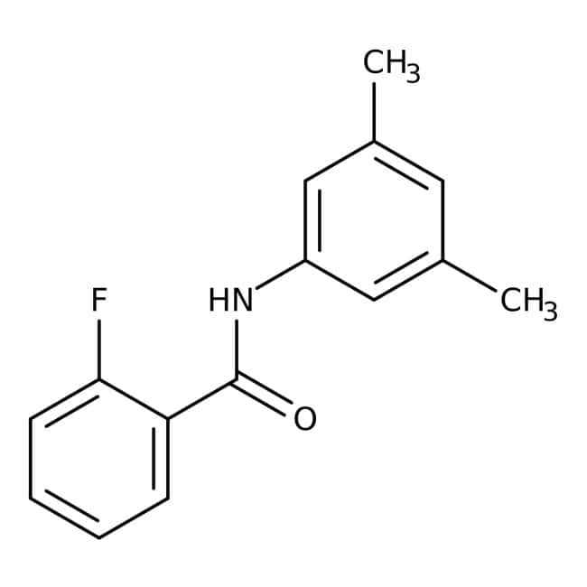 Alfa Aesar™2-Fluoro-N-(3,5-dimethylphenyl)benzamide, 97%