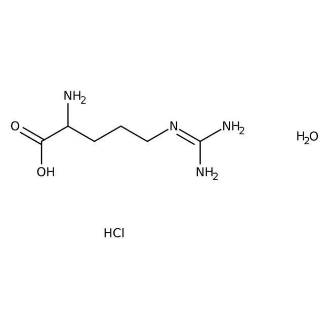 DL-Arginine hydrochloride monohydrate, 98%, Acros Organics