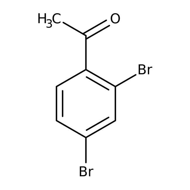 Alfa Aesar™2',4'-Dibromoacetophenone, 98% 1g Alfa Aesar™2',4'-Dibromoacetophenone, 98%