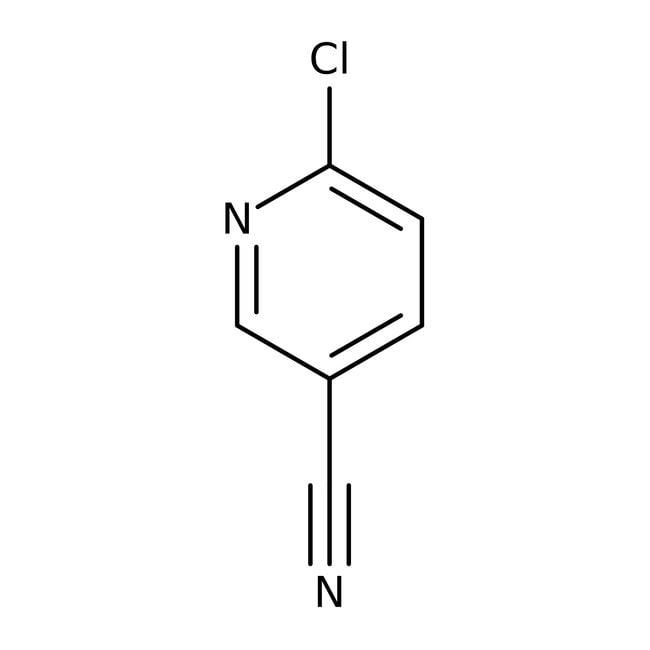 Alfa Aesar™2-Cloro-5-cianopiridina, 98% 1g Alfa Aesar™2-Cloro-5-cianopiridina, 98%