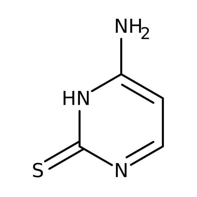 4-Amino-2-mercaptopyrimidine, 97%, ACROS Organics™