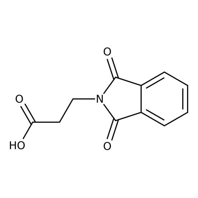 3-Phthalimidopropionic acid, 97+%, Acros Organics