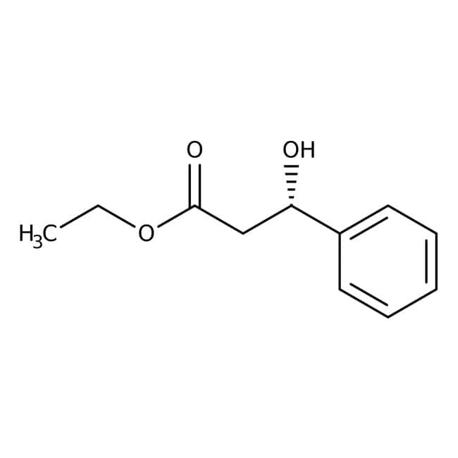 (-)-Ethyl (S)-3-hydroxy-3-phenylpropionate, 98%, ACROS Organics™