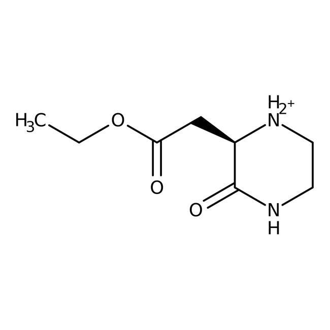 ethyle2-(3-oxo-2-piperazinyl)acetate, 97%, Maybridge™