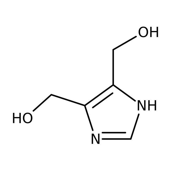 4,5-Bis(hydroxymethyl)imidazole 98.0+%, TCI America™