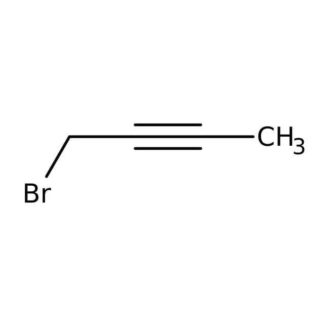 1-Bromo-2-butyne, 98%, Acros Organics