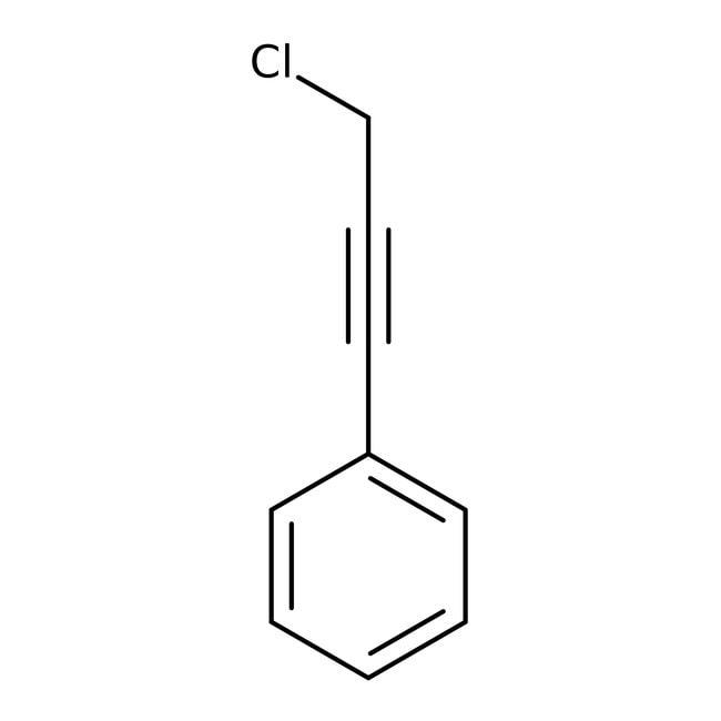 Alfa Aesar™3-Chloro-1-phenyl-1-propyne, 97%