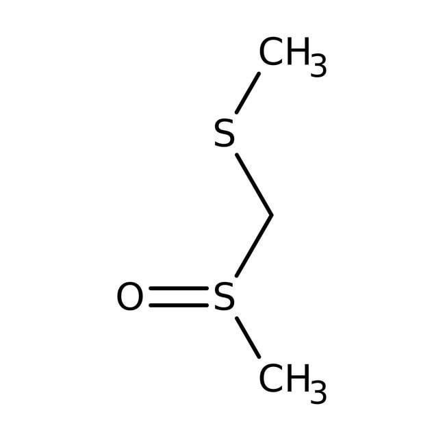 Methyl methylsulfinylmethyl sulfide, 97%, ACROS Organics
