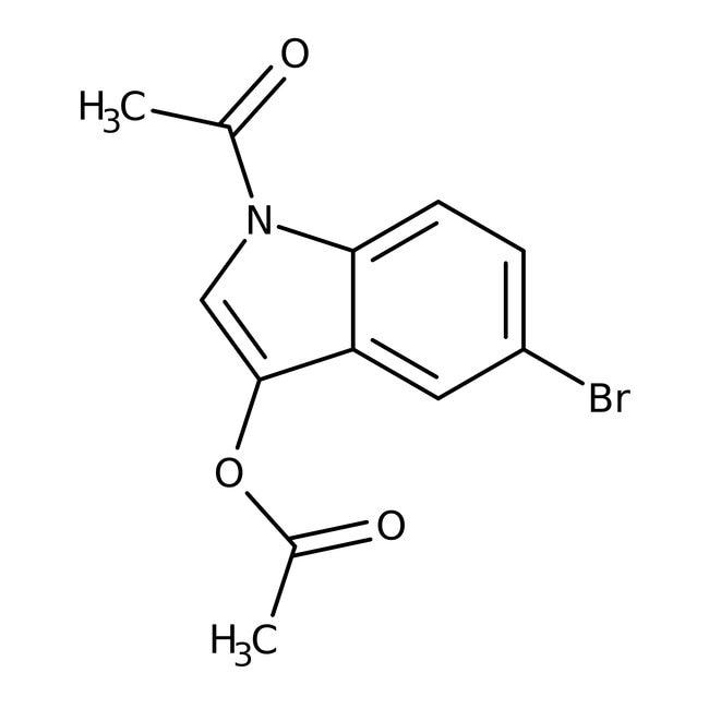 Alfa Aesar  5-Bromoindoxyl diacetate, 98+%