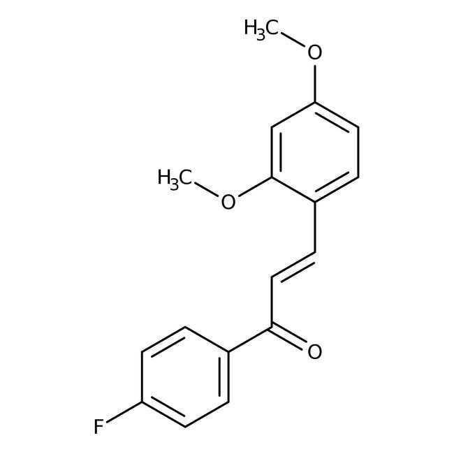 2,4-Dimethoxy-4'-fluorochalcone, 97%, ACROS Organics