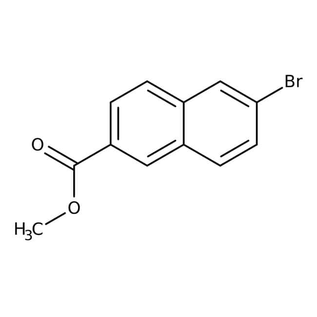 Methyl 6-bromo-2-naphthoate, 98%, ACROS Organics™