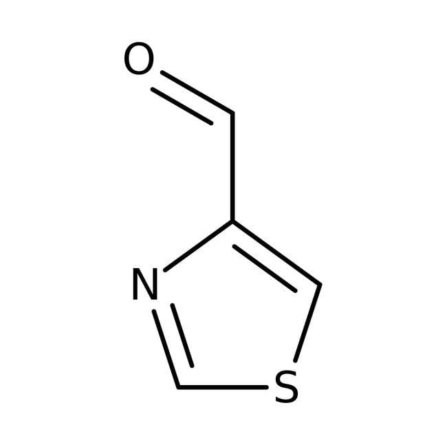 Alfa Aesar™Thiazole-4-carboxaldehyde, 95% 5g Alfa Aesar™Thiazole-4-carboxaldehyde, 95%