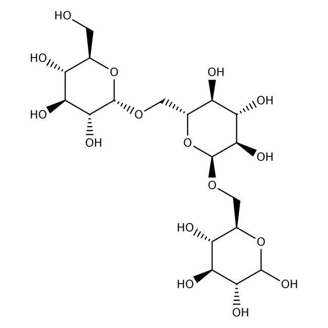 Isomaltotriose 97.0+%, TCI America™