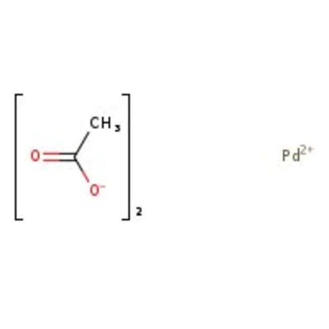Palladium(II) acetate, 47.5% Pd, ACROS Organics