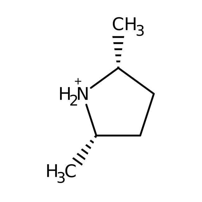 2,5-Dimethylpyrrolidine, 97%, Maybridge™