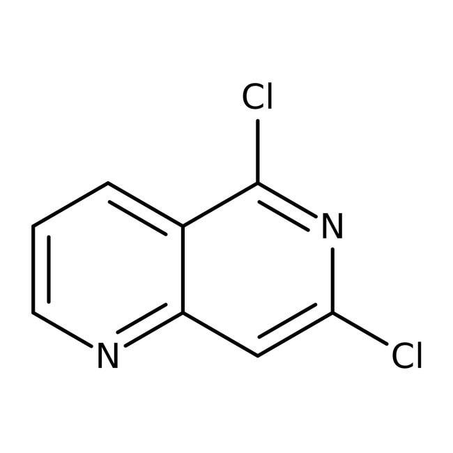 5,7-Dichloro-1,6-naphthyridine, 97%, ACROS Organics™