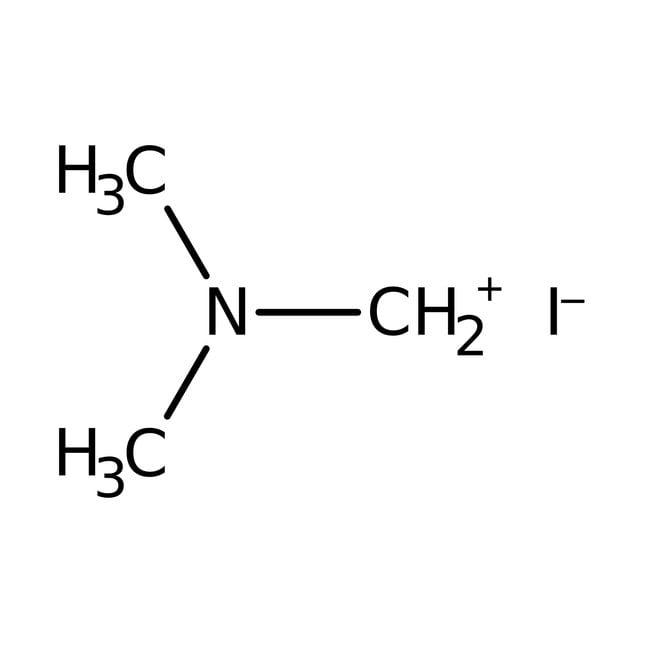 N,N-Dimethylmethyleneiminium iodide, 97%, ACROS Organics