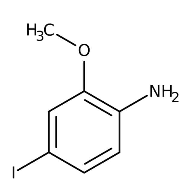 4-Iodo-2-methoxyaniline, 97%, ACROS Organics™